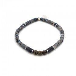 Bracelet Toni Gris femme
