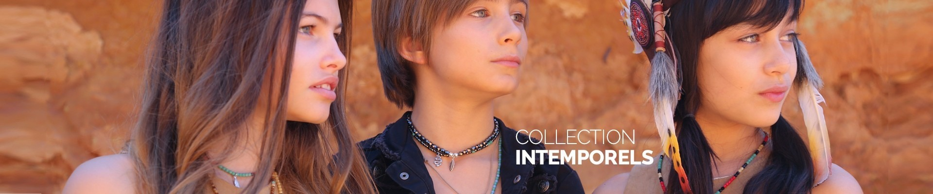 Collection Les Intemporels - Colliers et Bracelets