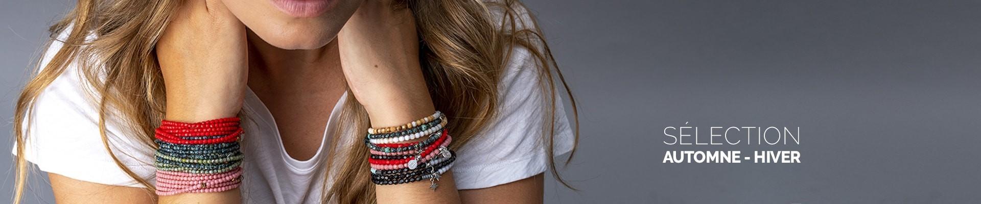 Sélection d'automne - Colliers et Bracelets